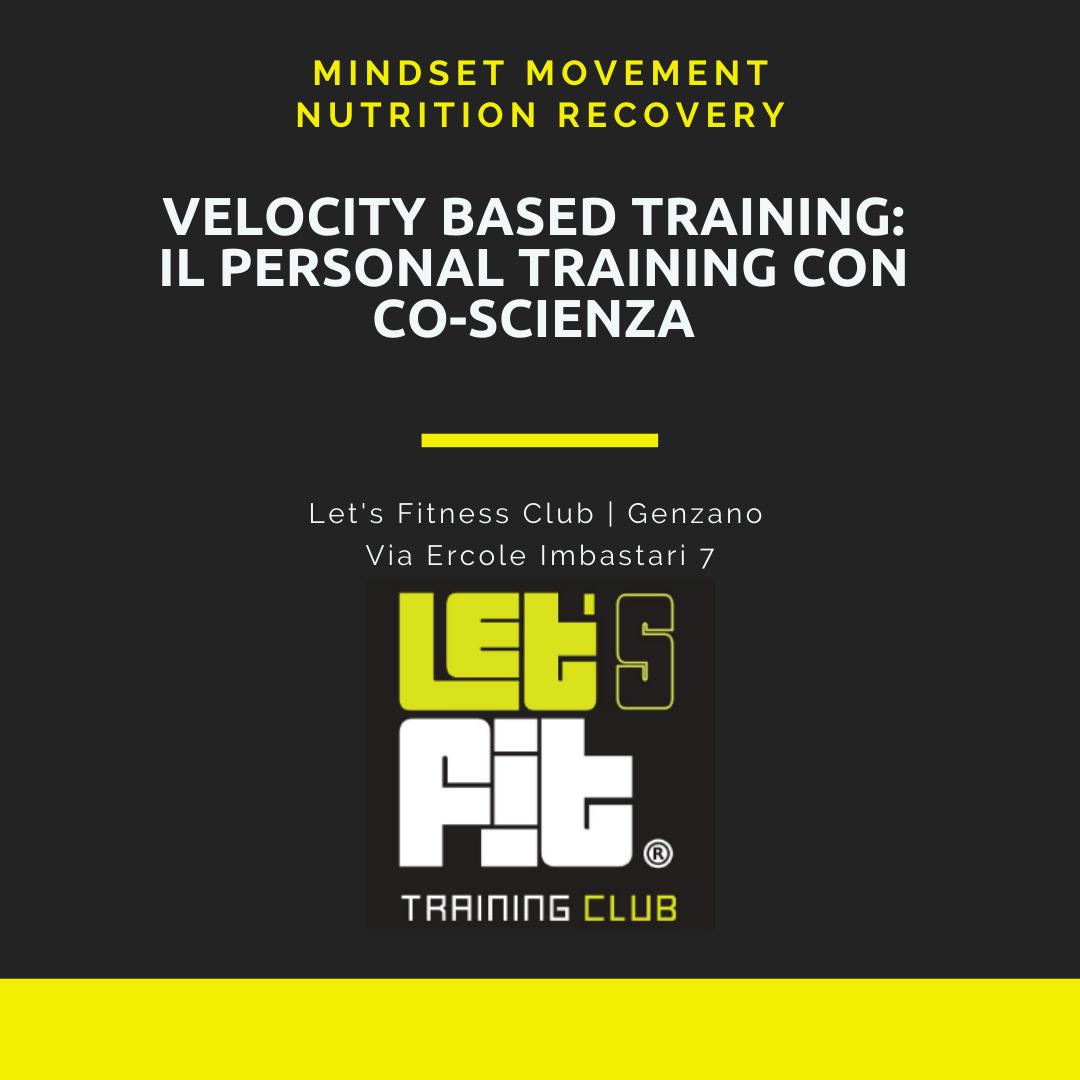 Il Velocity Based Training nel Personal Training